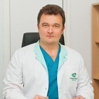 Врач Усачев Сергей Николаевич