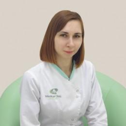 """Медицинский персонал клиники """"Нью Лайф"""" Говоруха Юлия Владимировна"""