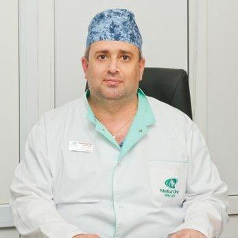 Врач Ткачуковский Александр Феликсович